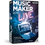 MAGIX Music Maker 2016 Live - Loop-based music software for beginners and pros