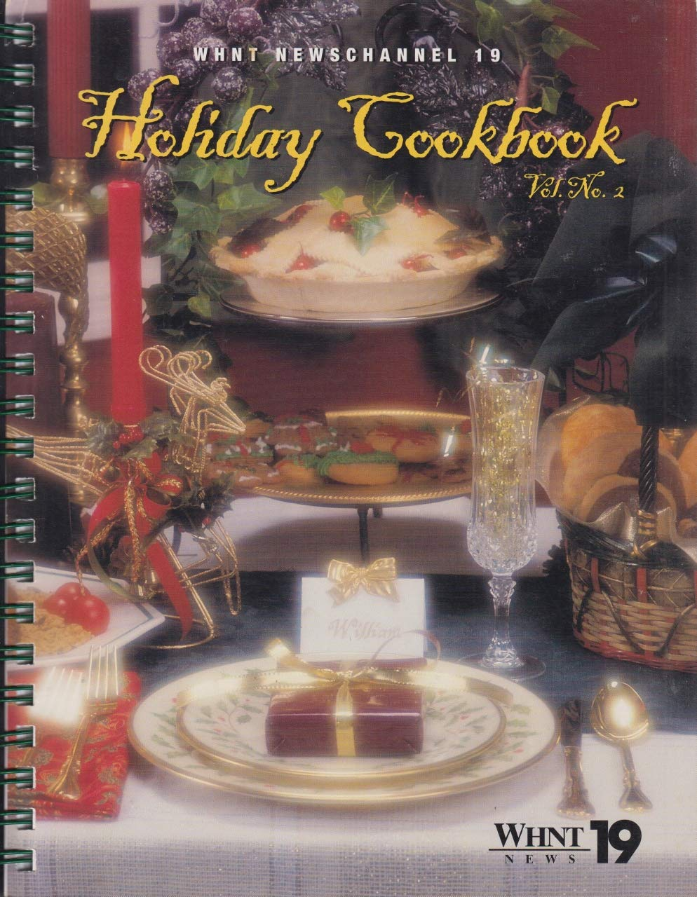 Holiday Cookbook Volume 2 - WHNT News Channel 10 of the