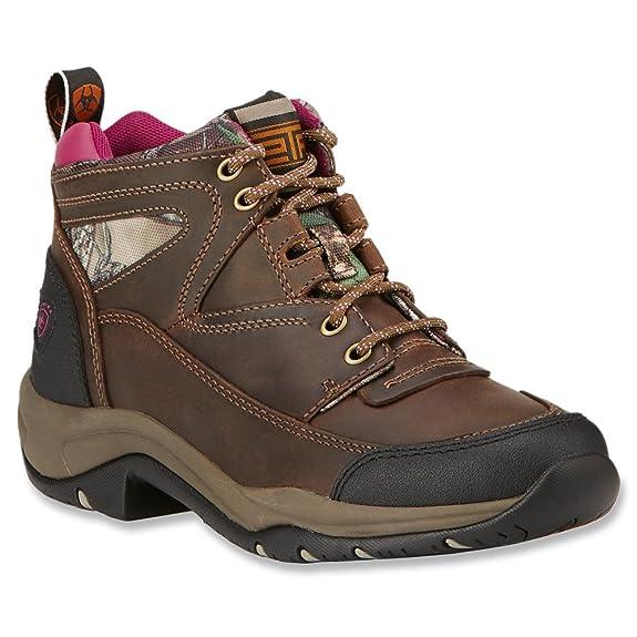 Ariat Terrain H2O Boots Copper CFT
