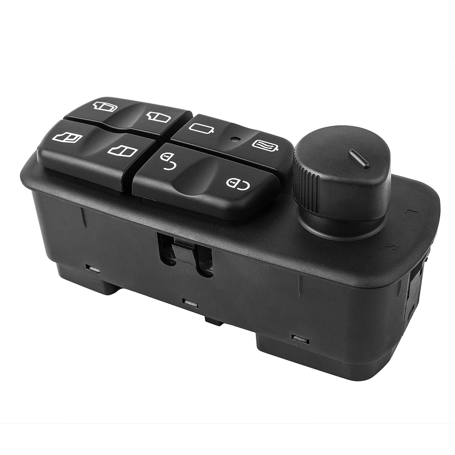 YAOPEI 0045455913 Truck Window Main Control Switch without Locking LHD for Axor Atego