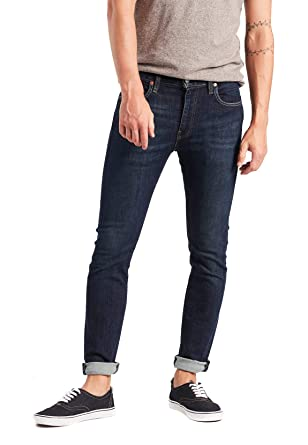 25e9a6cc46f Levi's Men's 519 Extreme Skinny Fit Jeans, Blue at Amazon Men's ...