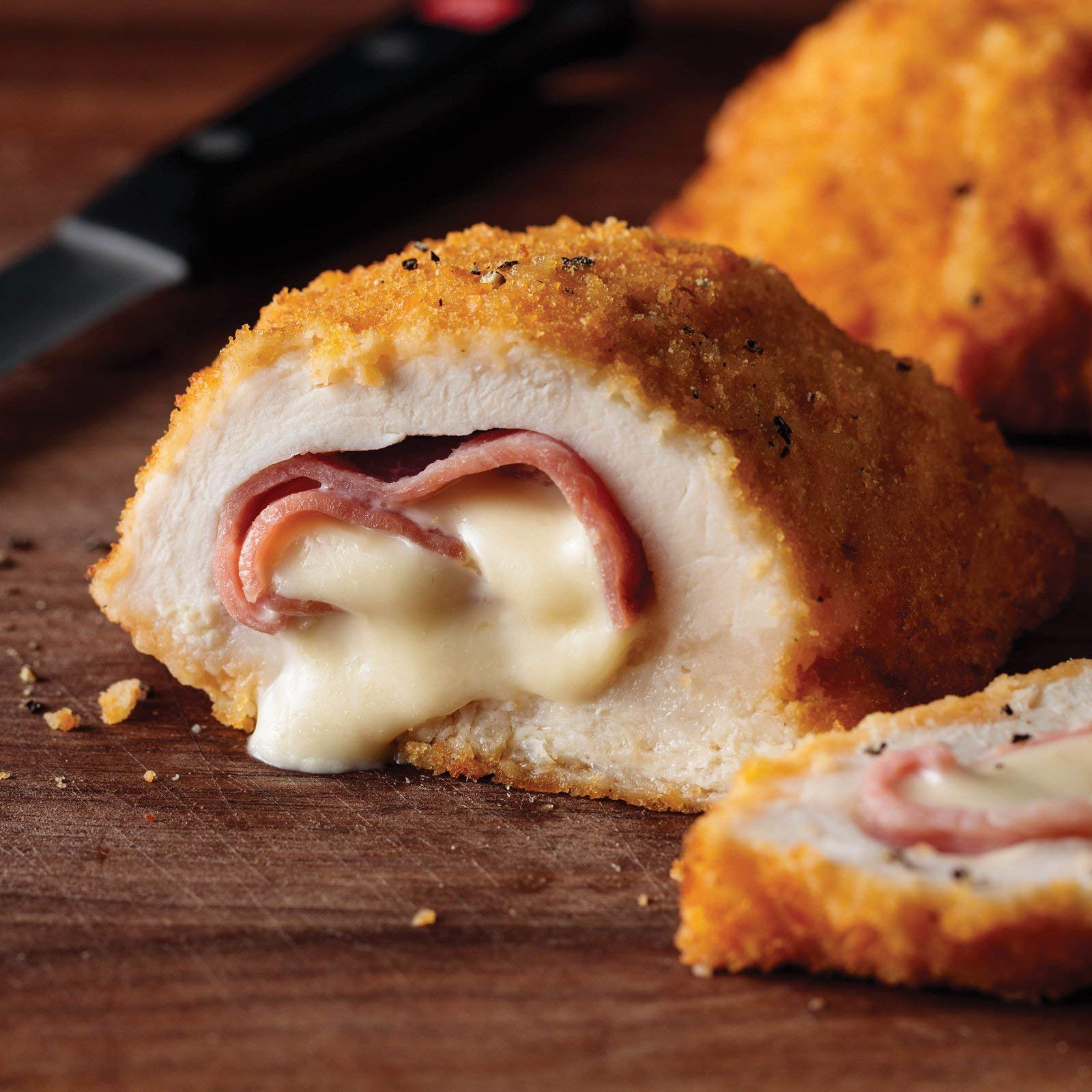 Omaha Steaks 4 (7.75 oz.) Chicken Cordon Bleu