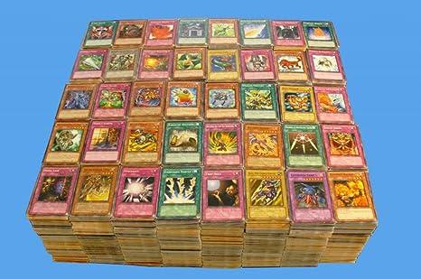 MASSIVE YUGIOH SALE 50,000 YUGIOH CARDS RARES HOLOS 50 100 200 500 CARD SETS