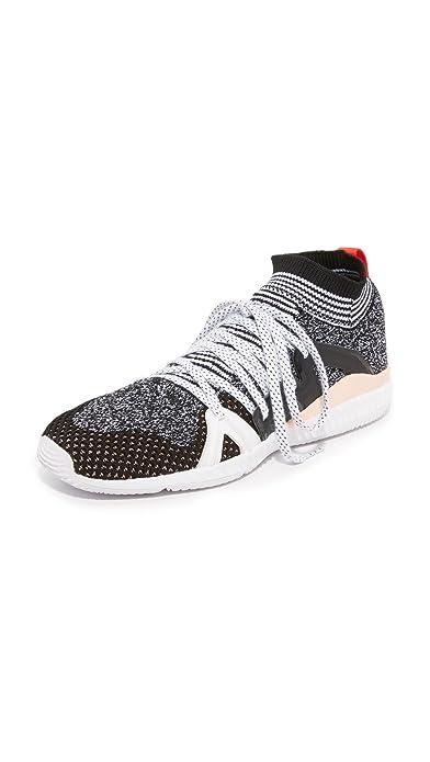 black adidas pt trainers edge