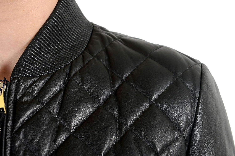Amazon.com: Moncler Alie - Chaqueta de plumón de piel ...