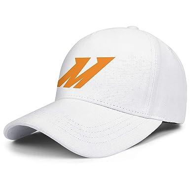 COOLGOOD Mishimoto-Logo- Gorra de béisbol de algodón para Hombre ...