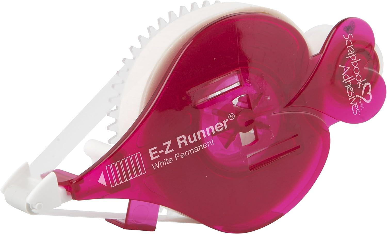 3L Scrapbook Adhesives E-Z Dots Repositionable Refillable Runner Dispenser 43 Feet