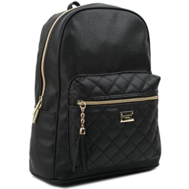 e82caa9c8ba Copi Women s Simple Design Modern Cute Fashion small Casual Backpacks Black