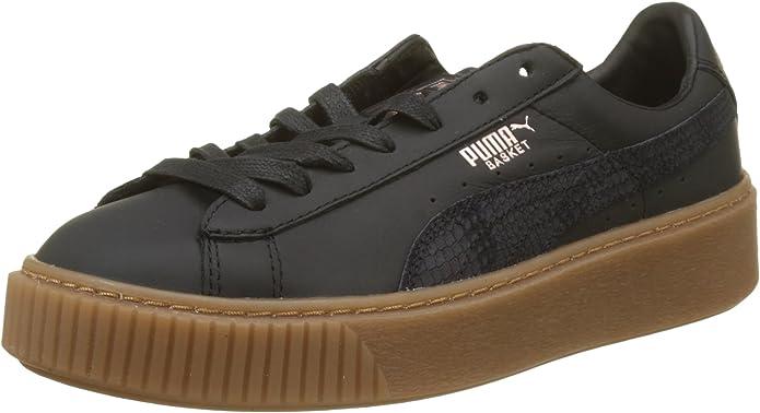 Basket Platform Euphoria Gum Sneaker