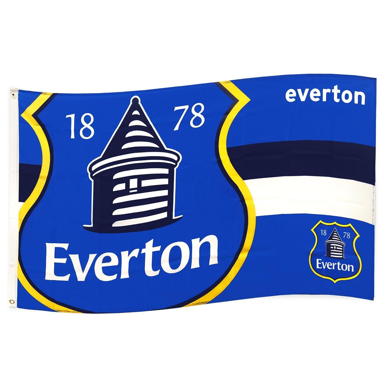 Novelty Football Gift Ideas Official Everton FC Street Sign Car Accessories