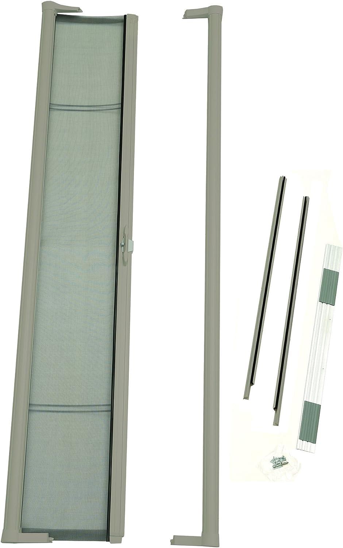 Screen Door White Standard Inswing Outswing Brisa Retractable 36 in x 80 in.