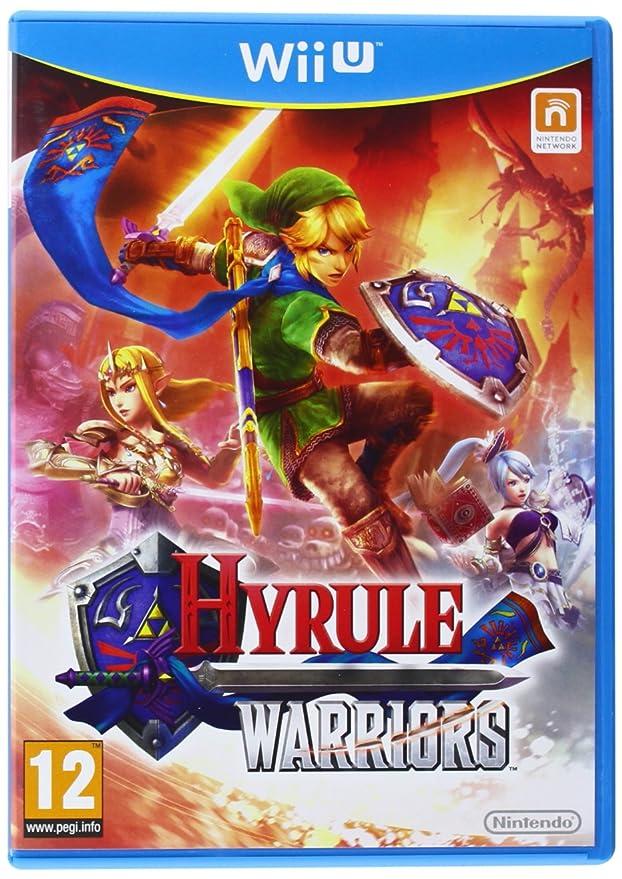 Hyrule Warriors: nintendo wii u: Amazon.es: Videojuegos
