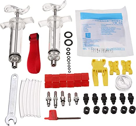 Global Brands Online - Kit de Frenos de Disco hidráulico para ...