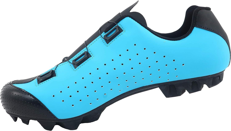 LUCK MTB Cycling Shoe Eros con Doppia Chiusura Rotante ad Alta precisione.