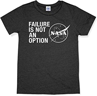 product image for Hank Player U.S.A. NASA Failure is Not an Option Men's T-Shirt