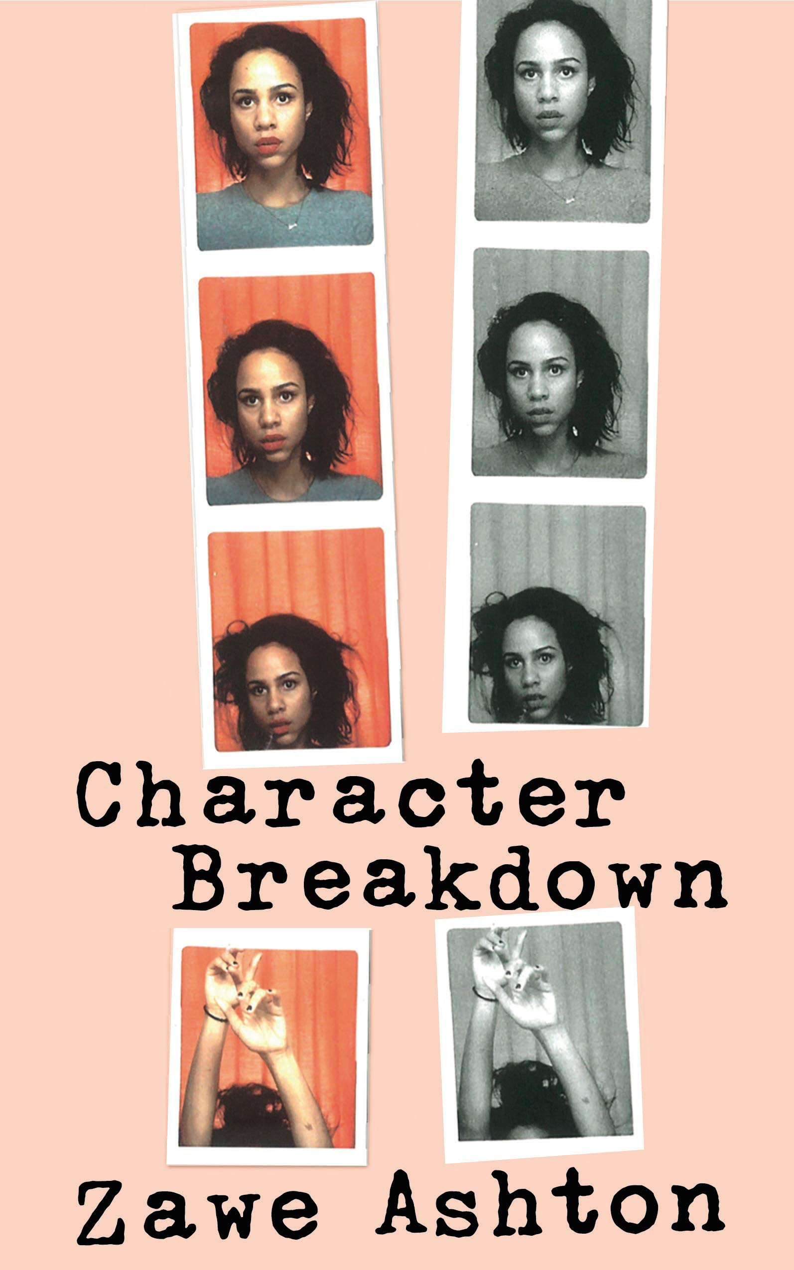 Character Breakdown: Amazon.co.uk: Ashton, Zawe: Books