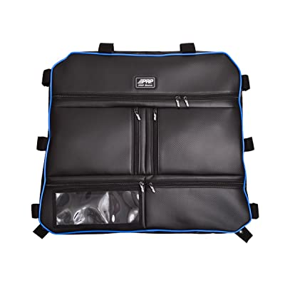 PRP Seats E47-V Voodoo Blue Overhead Bag for Polaris RZR: Automotive