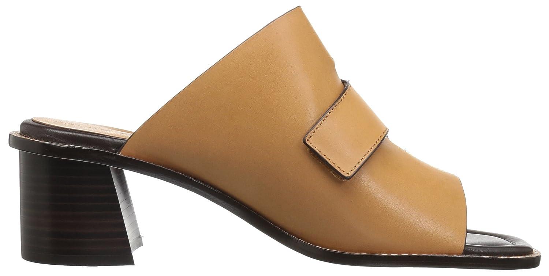 Donald J Pliner Women's Amalia Slide Sandal B072VJ11HZ 8 B(M) US|Fawn