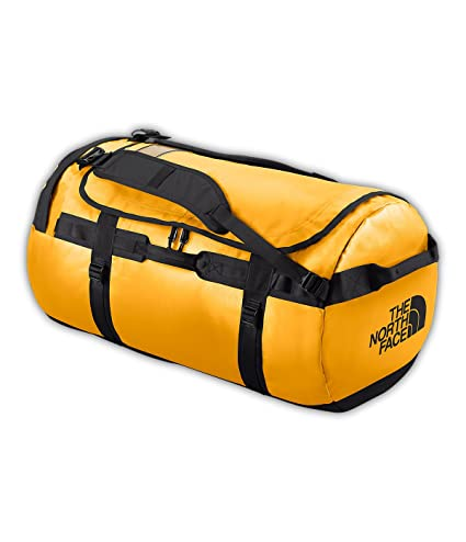 Amazon.com  The North Face Base Camp Duffel - Medium - Summit Gold ... fb068d372