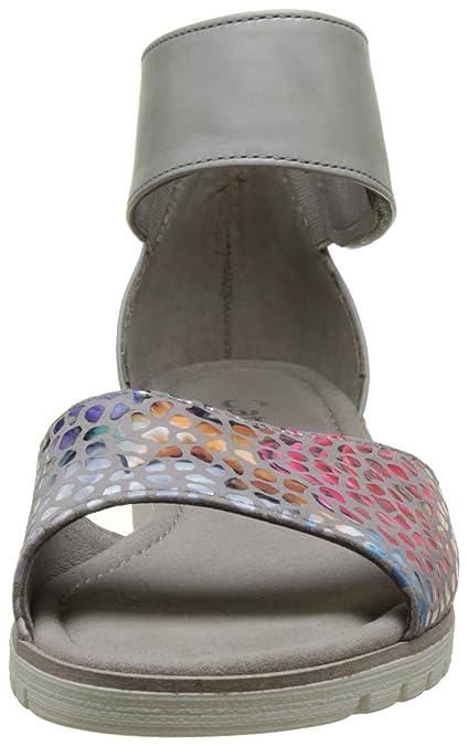 aea40ff4c78 Gabor Women s Fashion Wedge Heels Sandals  Amazon.co.uk  Shoes   Bags