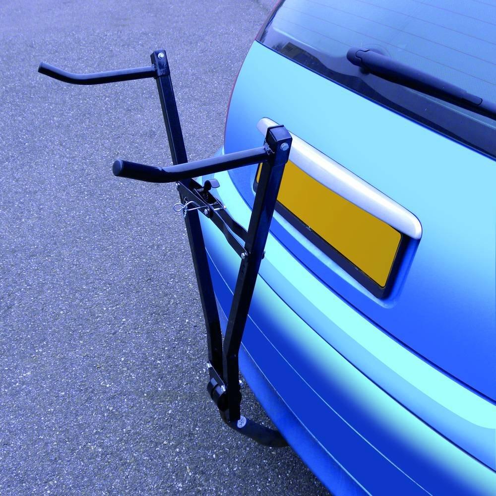 CARPOINT Portabicicletas con porta sujetador para matr/ícula
