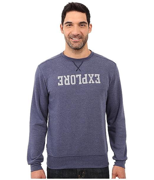 b6abe60091fa The North Face Mens Explore Fleece Crew at Amazon Men's Clothing store: