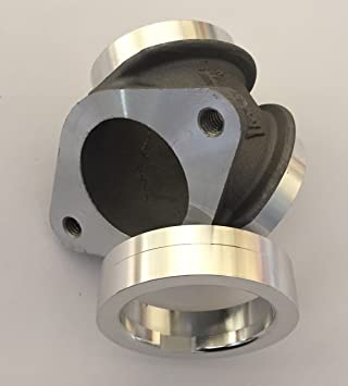 Mikuni HS40 Lowered manifold & air-cleaner spigot sleeve