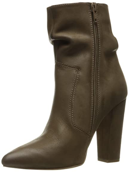 6cb2d76b90617 Steve Madden Women's Ruling Boot, Taupe Nubuck, 9.5 M US: Amazon.co ...
