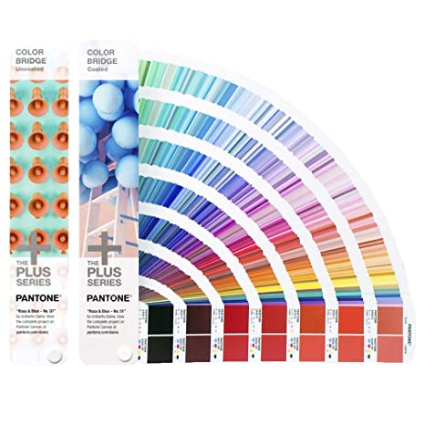 PANTONE COLOR BRIDGE SET Coated & Uncoated,Hyatt's All