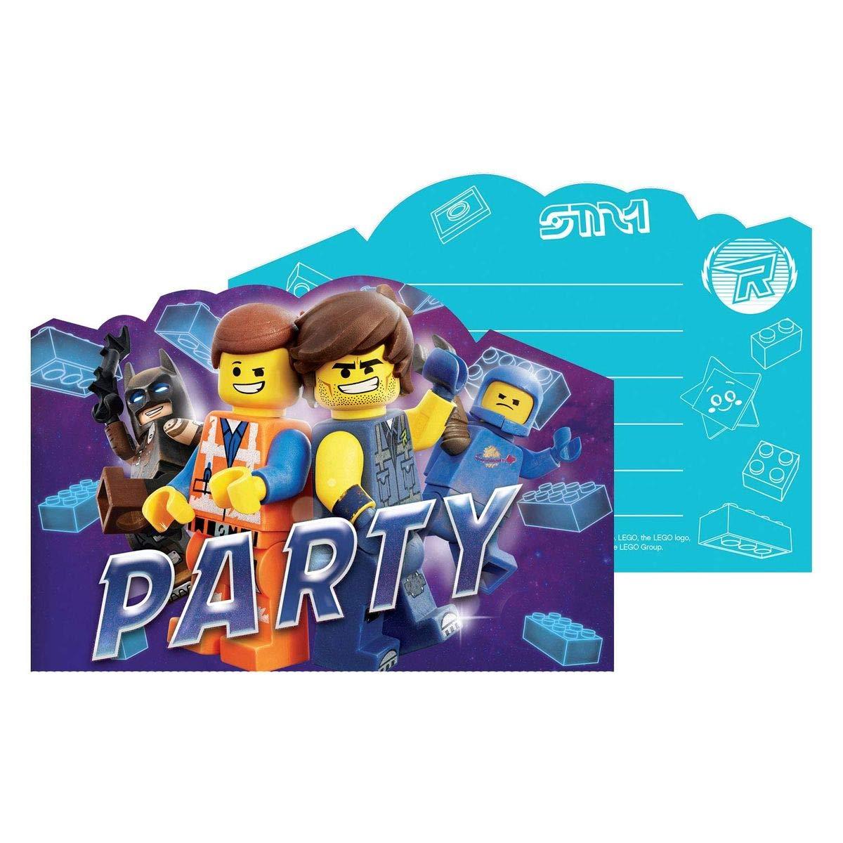 PSCD INVITE LEGO MOVIE 2 (INT): Amazon.es: Juguetes y juegos
