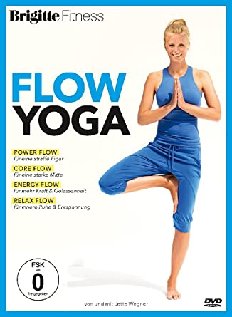 Brigitte Fitness - Flow Yoga [Alemania] [DVD]: Amazon.es ...