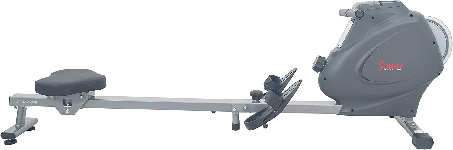 Sunny Health & Fitness SF-RW5856 Magnetic Rower