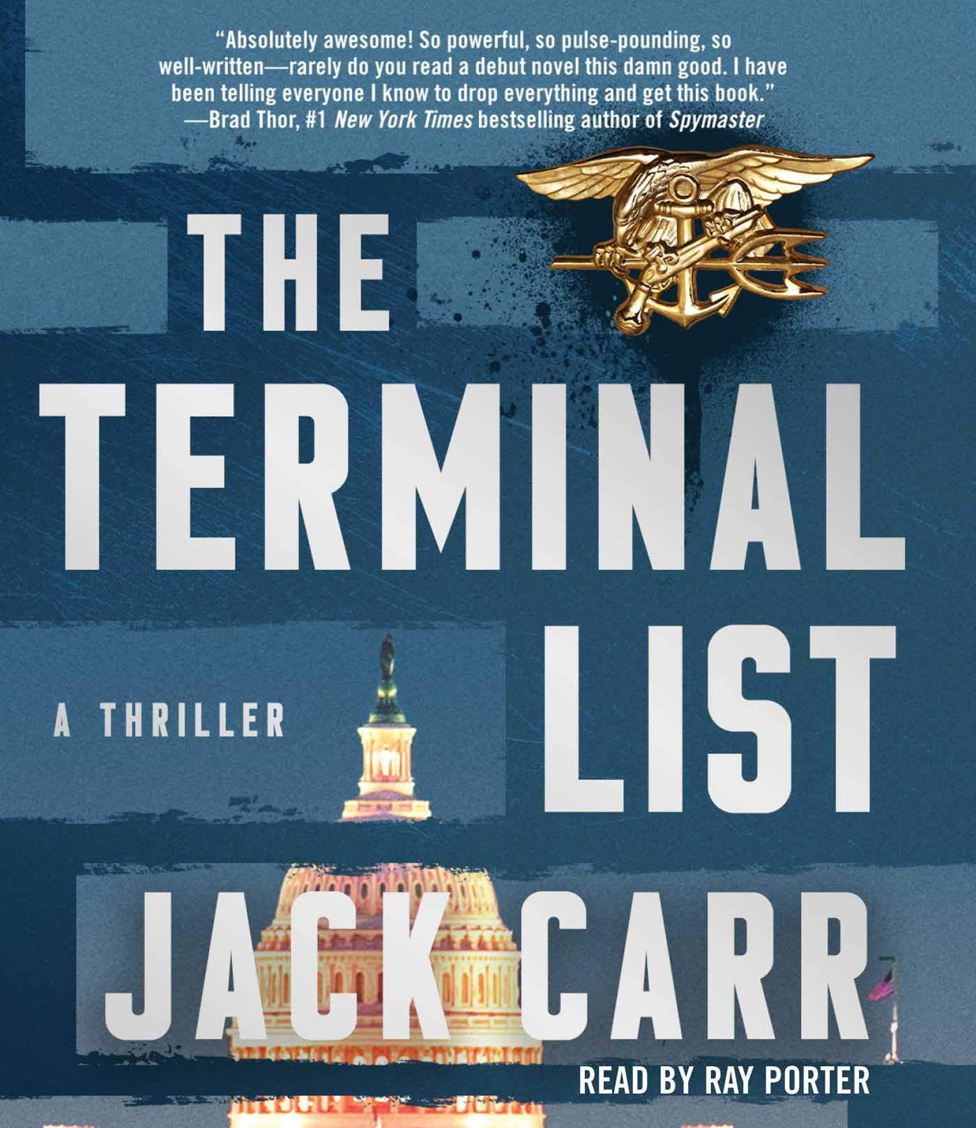 Amazon com: The Terminal List: A Thriller (1) (9781508268437