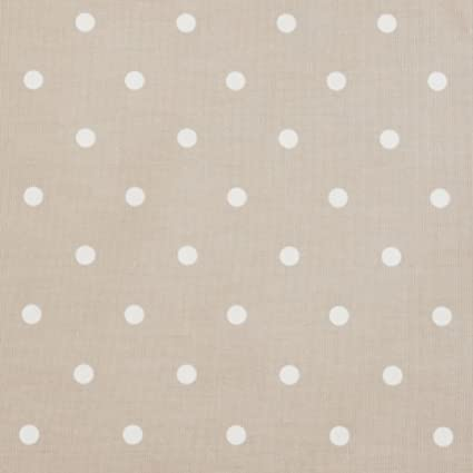 """2.2m//86/"""" wipe clean wipeable pvc cover oilcloth taupe silver TABLE CLOTH CO"""