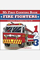 My First Counting Book: Firefighters Board book