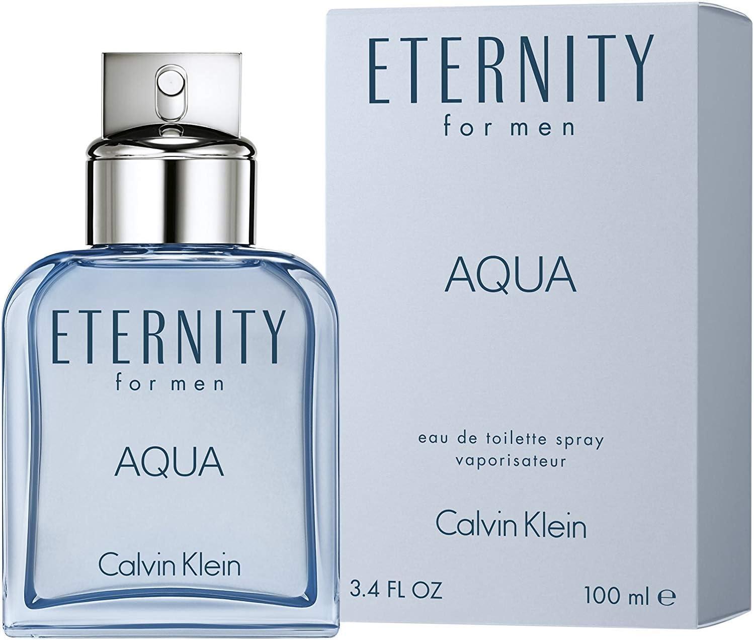 Calvin Klein - ETERNITY AQUA MEN Eau De Toilette 100 ML VAPO