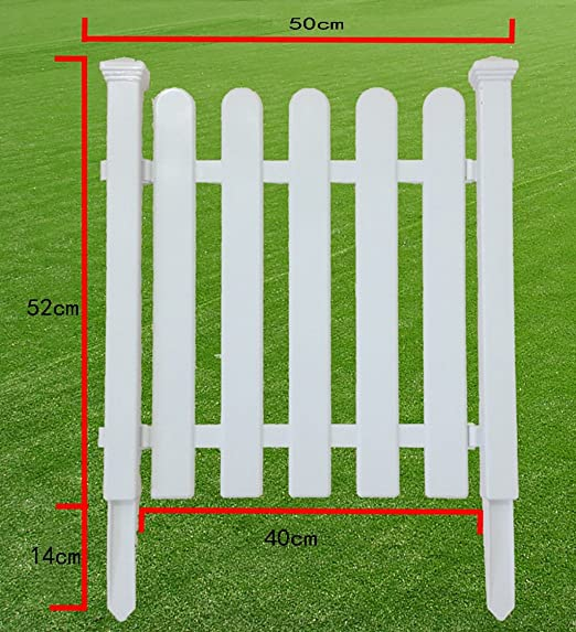 Plastic Fence Garden Fence Garden Picket Fence Panels Small Fence