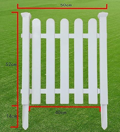 valla de plstico valla de jardn valla de piquete de jardn paneles pequea valla insertar - Valla De Jardin