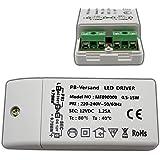 LED Leuchmittel Trafo 12V DC 0,5 - 15 Watt Typ: MR090009 Netzteil Treiber G4 Transformator
