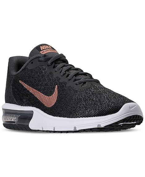Nike Air MAX Sequent 2 852465 013 Tenis para Correr para Mujer