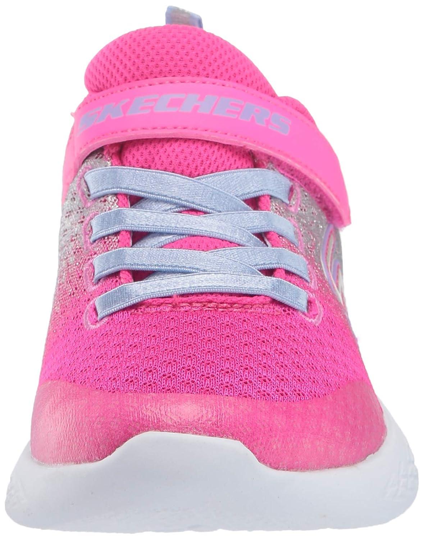 Skechers Kids Girls  Go Run 600-sparkle Runner Sneaker
