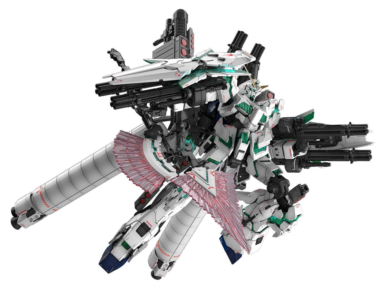 Bandai Hobby RG 1/144 Full Armor Gundam Unicorn ''Gundam UC'' Model Kit