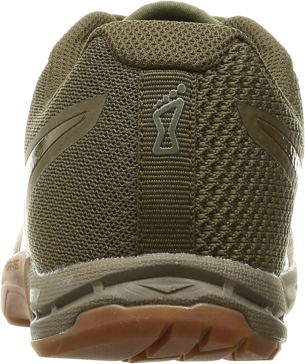 Inov-8 Mens F-Lite 235 V3 - Ultimate Supernatural Cross Training Shoes - Flexible and Lightweight Khaki/Gum