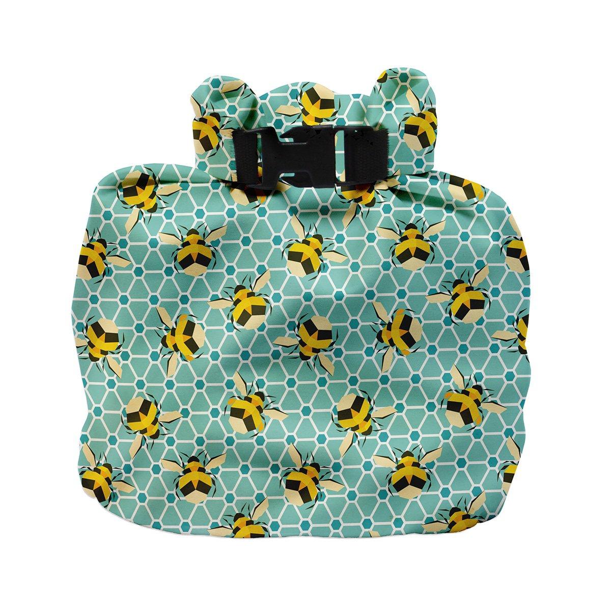 Bambino Mio, Wet Diaper Bag, Bumble
