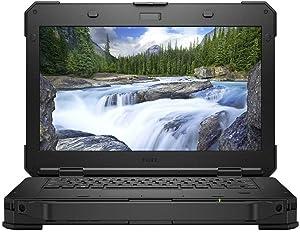 Dell Latitude Rugged 5424 Laptop 14 - Intel Core i5 8th Gen - i5-8350U - Quad Core 3.6Ghz - 256GB SSD - 16GB RAM - AMD Radeon RX 540 - 1920x1080 FHD Touchscreen - Windows 10 Pro (Renewed)