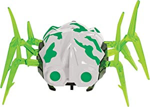 Kidzlane Laser Spider Target – Robot Bug Crawls Around and Flips Over When Hit! – Fun Addition to Laser Tag Sets – for Ages 8+ (Guns Sold Separately)