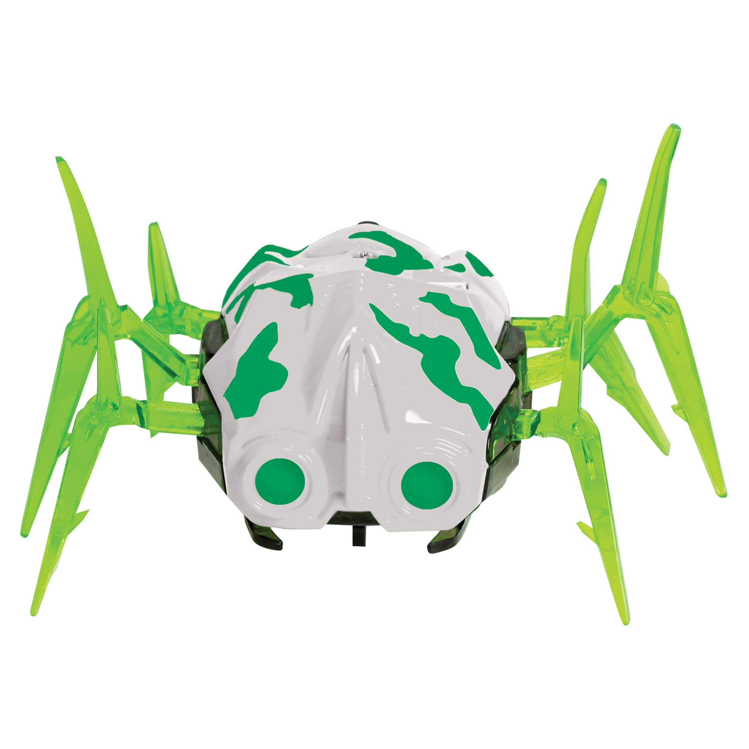 Kidzlane Laser Spider Target – Robot Bug Crawls Around and Flips Over When Hit! – Fun Addition to Laser Tag Sets – for Ages 8+