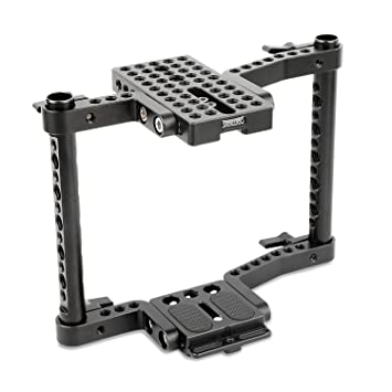 SmallRig 1584 DSLR VersaFrame Jaula Compatible con Canon 60D, 70D ...