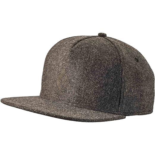 3f9ed43ab0d Amazon.com  Black Diamond Wool Trucker Hat  Clothing