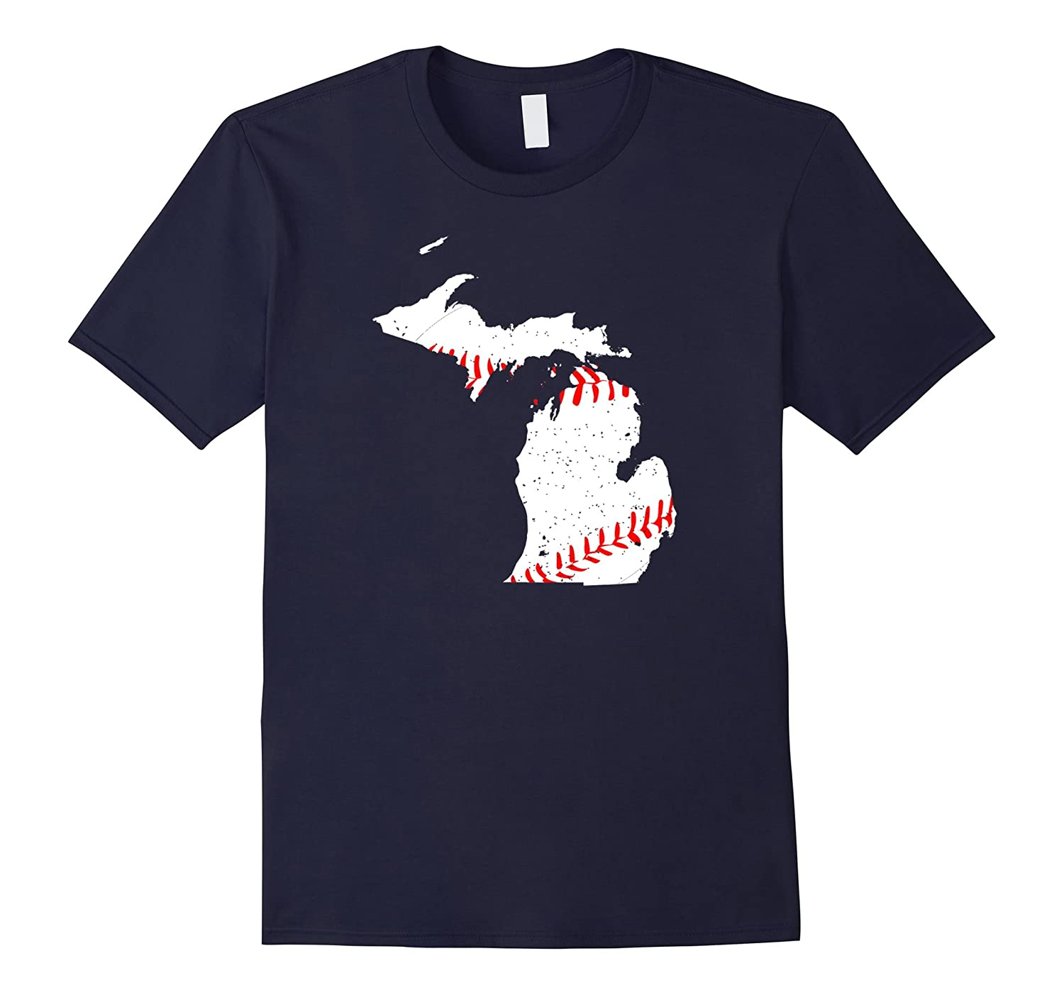 Michigan Baseball shirt-PL